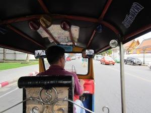 Tuk Tuk adventures, Bangkok