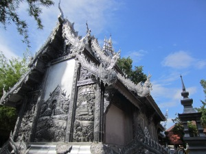 Silver Temple, Chiang Mai