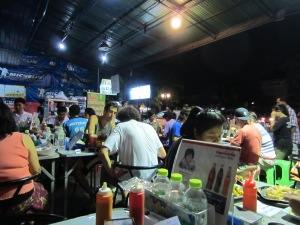 Chiang Mai mechanic's restaurant