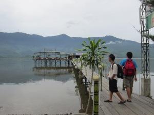 Restaurant Over the River Hue