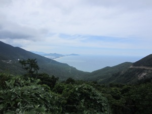 View from the Hai Van Pass